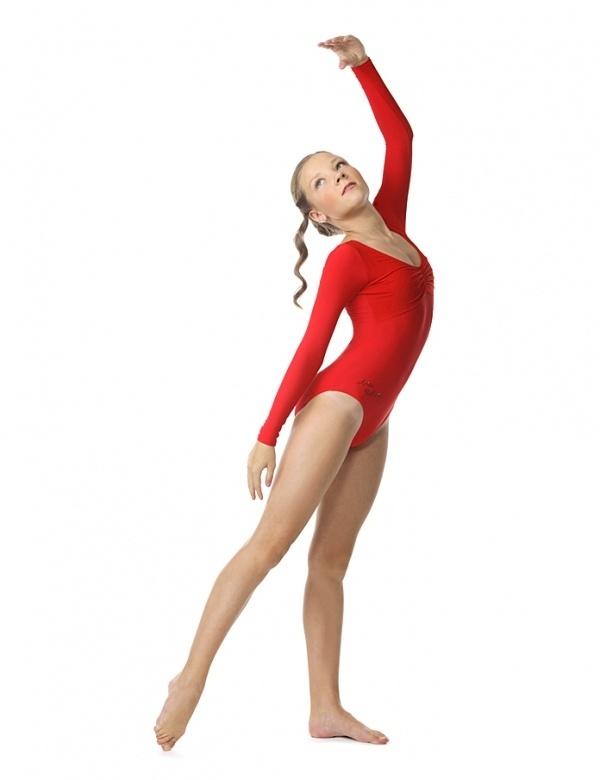фото купальник гимнастический