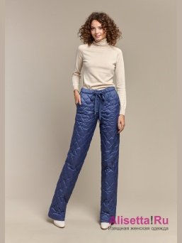 Брюки Miss NAUMI 18 W 104 00 31 Denim – Синий