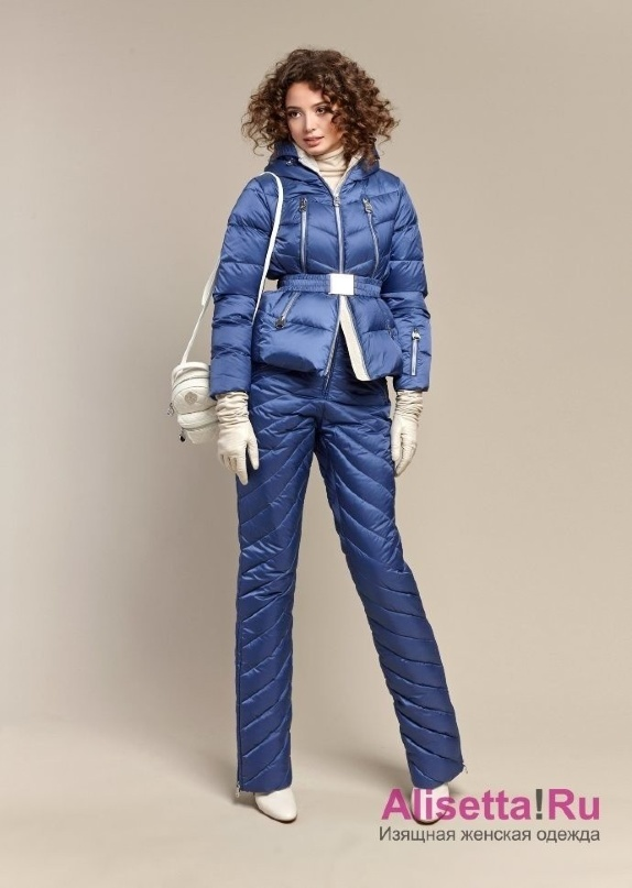 Костюм MISS NAUMI 140+141 Denim – Синий
