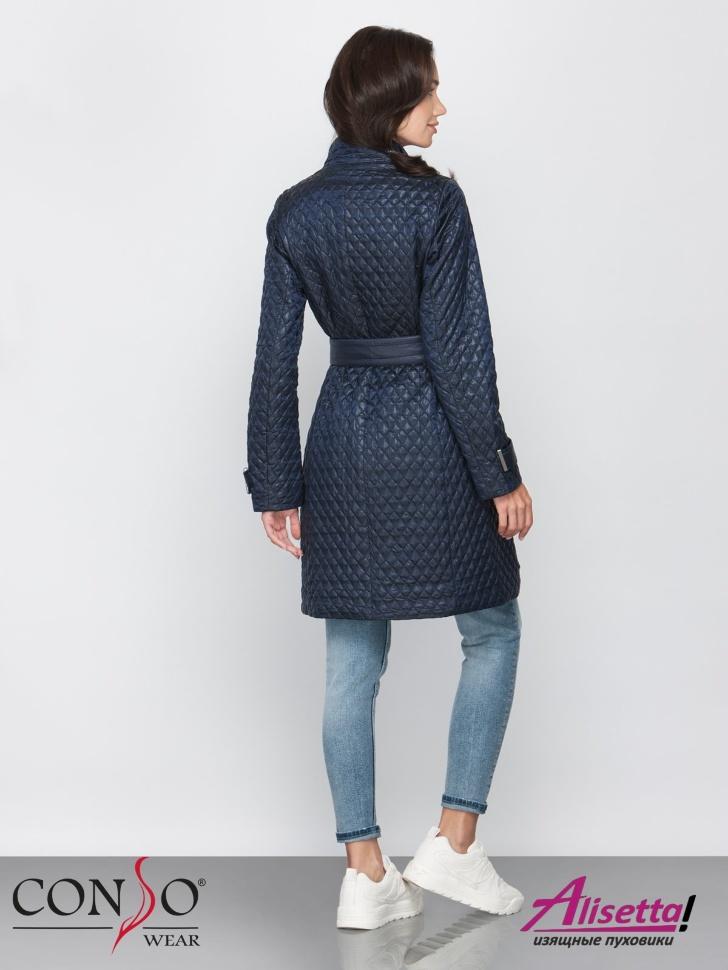 6313b9d18f7 Купите недорого женское пальто Conso SM 190105 night с доставкой и ...
