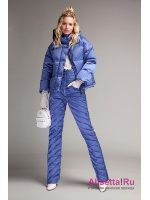 Пуховик Miss NAUMI 18 W 111 00 31 Denim – Синий